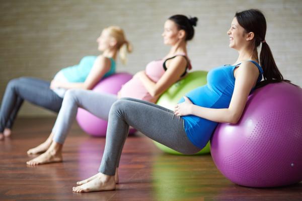Ejercicios para embarazadas con sobrepeso - Pilates, otros ejercicios para mujeres embarazadas con sobrepeso