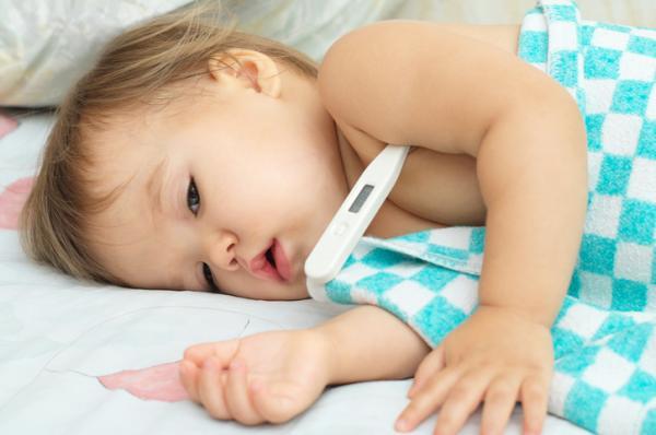 ¿A partir de cuánto es fiebre en un bebé?
