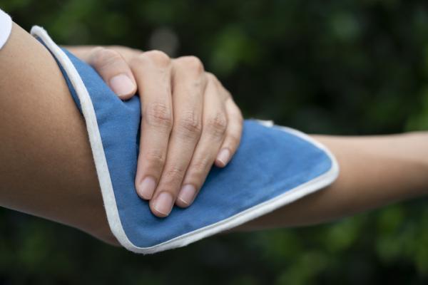 Remedios caseros para golpes inflamados