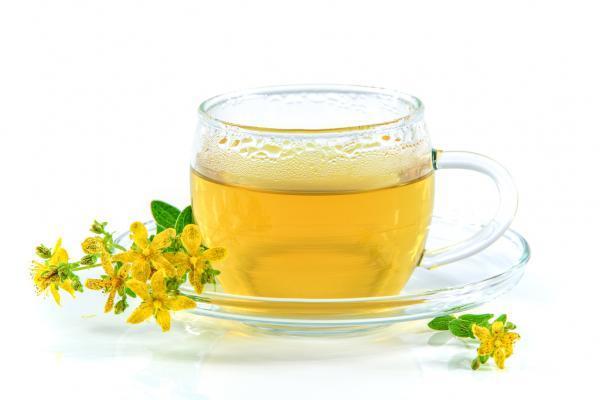 Remedios caseros para golpes inflamados - Té de árnica