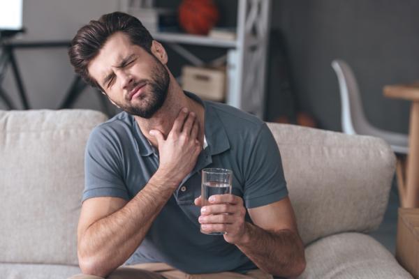 ¿Las anginas se contagian? - Síntomas de las anginas
