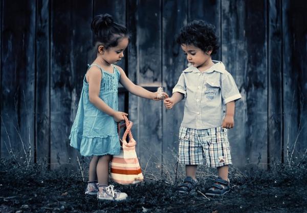 Tipos de carácter infantil - El líder del grupo