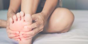 Dolor en el arco del pie: causas y cómo aliviarlo