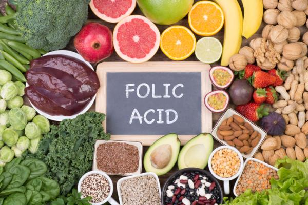 Ácido fólico en hombres: para qué sirve, beneficios y cómo tomarlo - Alimentos con ácido fólico - lista