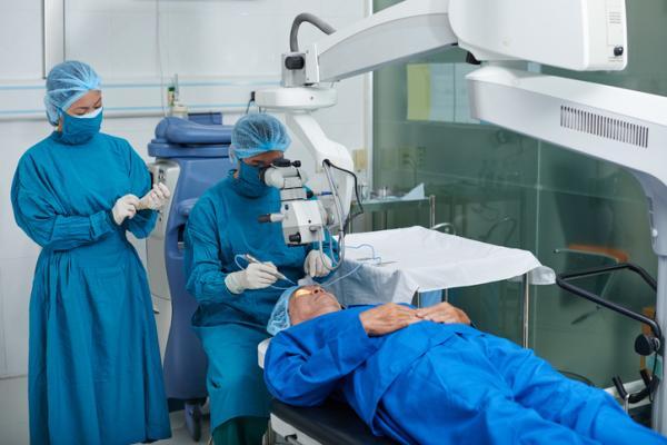 Cuidados después de una vitrectomía