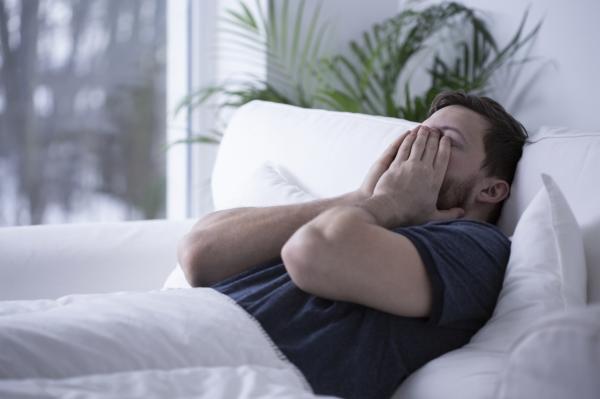 Por qué me despierto para orinar - Insomnio