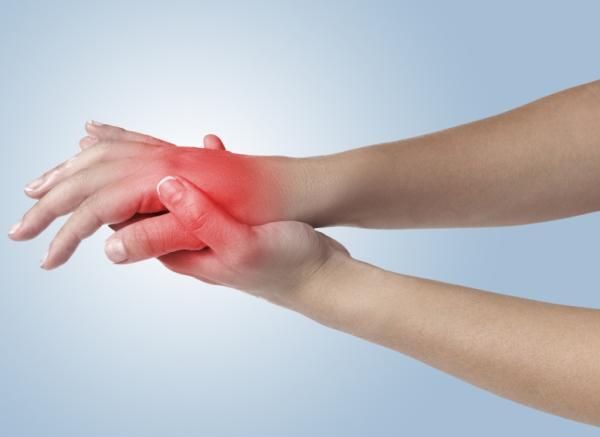 Síndrome de Sudeck: tratamiento natural