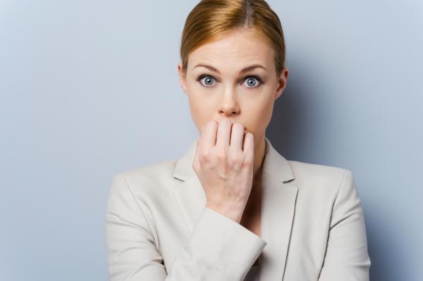 Por qué no me baja la regla si no estoy embarazada - Problemas psicológicos