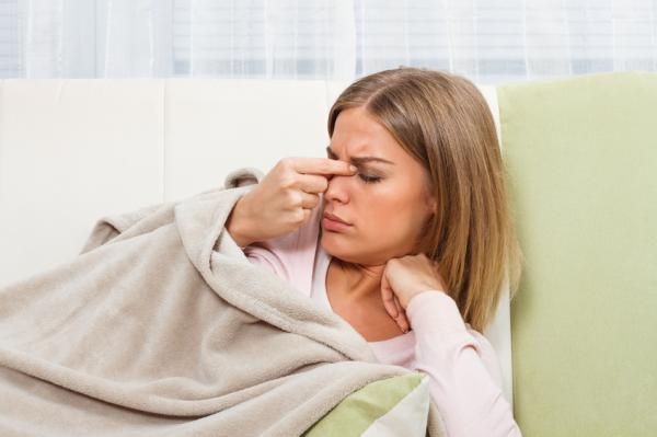 Sangrado de nariz en el embarazo: causas - Evitar los sangrados nasales en el embarazo
