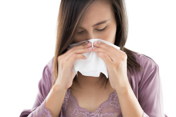 Sangrado de nariz en el embarazo: causas - Sangrado nasal durante el embarazo: causas
