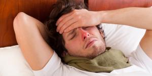 ¿Cuándo tienes fiebre es bueno sudar?