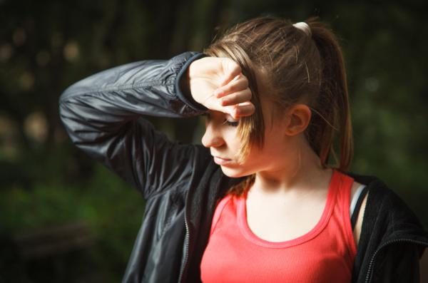 Por qué cuando hago ejercicio me mareo - Mareo por ejercicio intenso