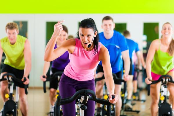 Qué ejercicios hacer si tengo resistencia a la insulina - Bicicleta estacionaria