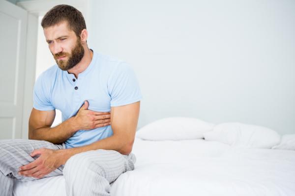 Respirar al al dolor pecho