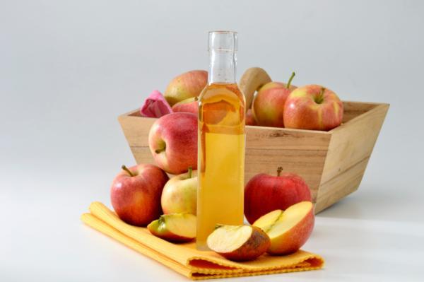 Remedios caseros para los hongos en el pene - Vinagre de manzana, tratamiento natural contra hongos