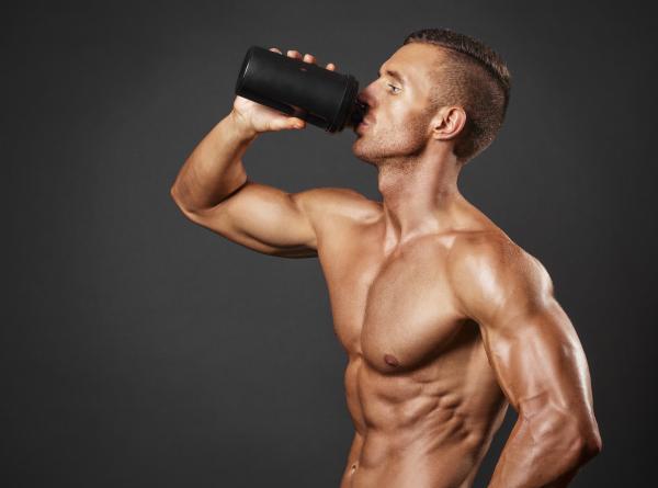 Batidos de proteínas naturales para ganar masa muscular