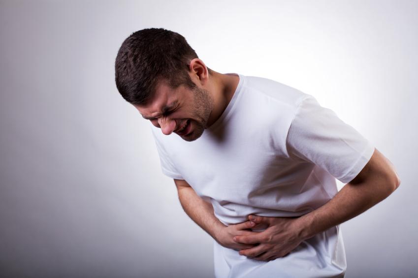 dolor debajo del vientre hombre derecho