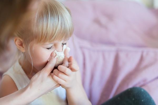 Qué hacer para prevenir la gripe en niños