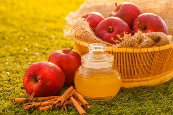 Té de perejil para adelgazar rápido - beneficios y cómo prepararlo - Té de perejil con vinagre de manzana para adelgazar