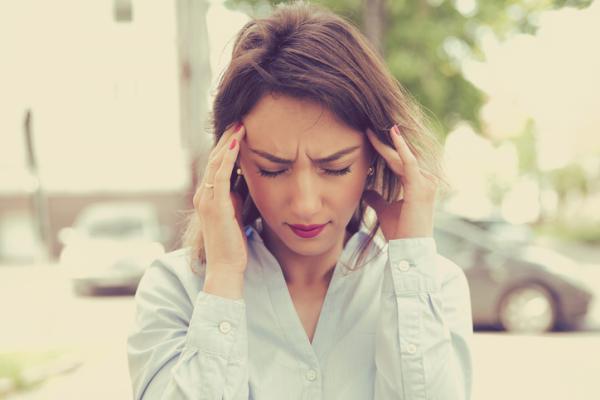 Dolor de cabeza en el lado derecho: causas - Causas de dolor de cabeza en el lado derecho