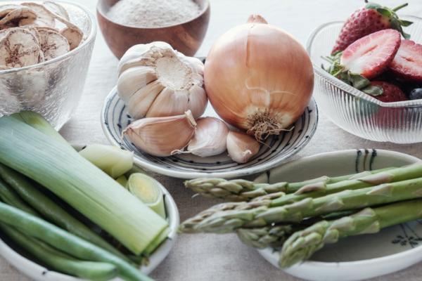 Lista de alimentos prebióticos - Lista de alimentos prebióticos muy completa