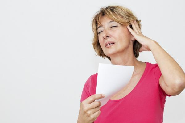 Climaterio y menopausia: diferencias - Menopausia: síntomas