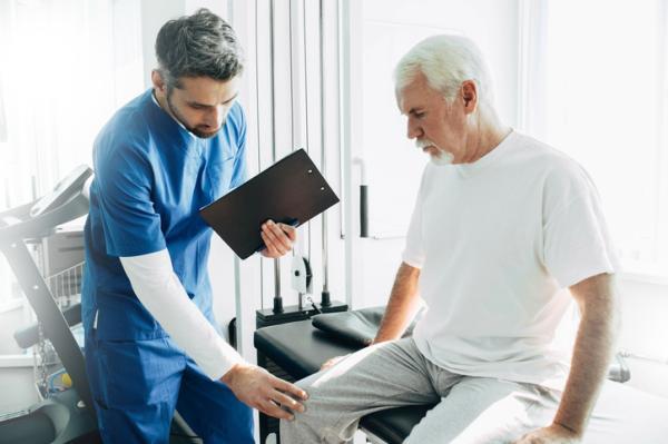 Ardor en la rodilla: causas y tratamiento - Ciática
