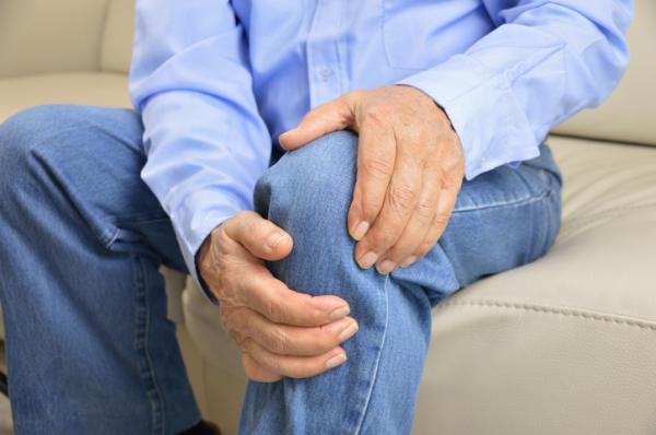 Ardor en la rodilla: causas y tratamiento - Osteoartritis