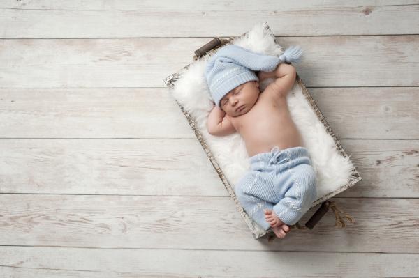 Reflejo tónico del cuello en bebés - Reflejo tónico del cuello: cuándo desaparece