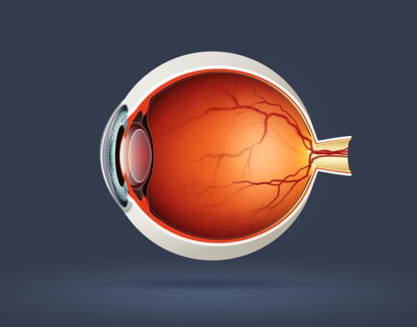 Daños oculares, complicación por presión arterial elevada