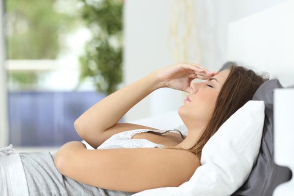 Signos y síntomas de anemia en mujeres