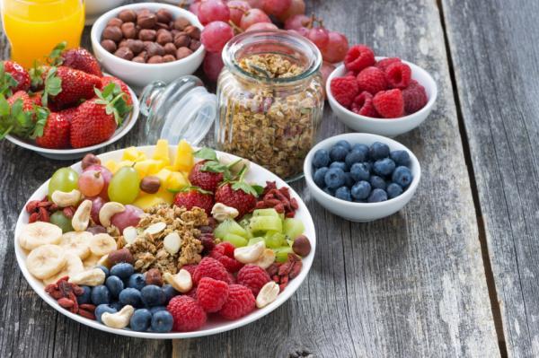 Dieta para mejorar la rosácea - Dieta para mejorar la rosácea: alimentos buenos