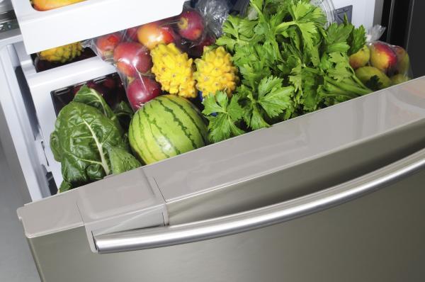 Los alimentos con menos grasa - Verduras y hortalizas: alimentos obligados