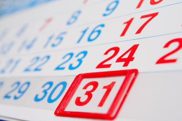 Los primeros síntomas del embarazo - Retraso de la menstruación, uno de los primeros síntomas