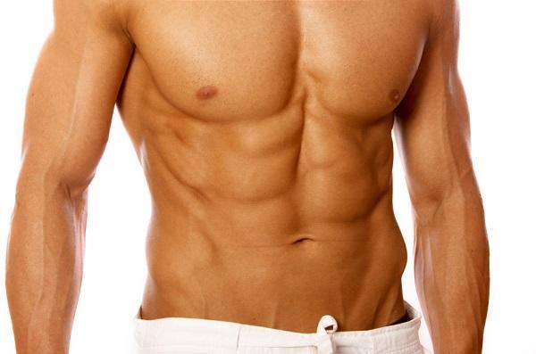 Por qué tengo los abdominales torcidos - Tipo de ejercicios y actividades diarias que definen el abdomen