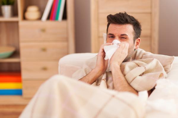 10 señales de que necesitas tener relaciones - 7. Te enfermas más seguido