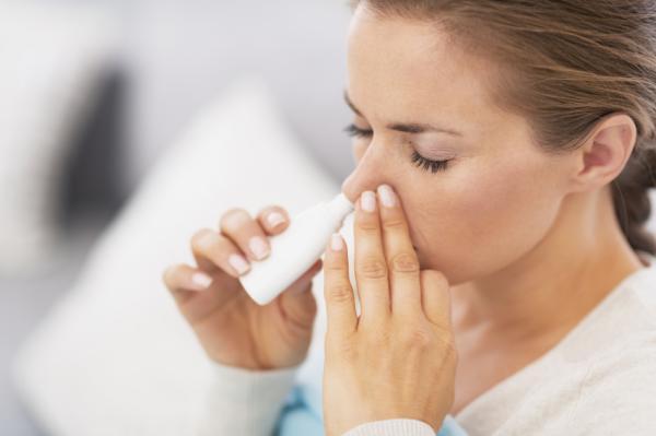 Sequedad en la nariz: causas y tratamiento - Sequedad en la nariz: tratamiento