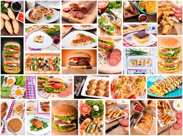 Alimentos malos para el colesterol