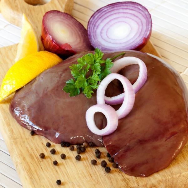 Alimentos malos para el colesterol - Vísceras