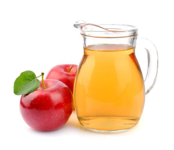 Remedios caseros para los mareos - Zumo de manzana