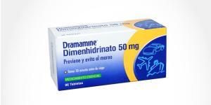 Dimenhidrinato: para qué sirve, dosis y presentaciones