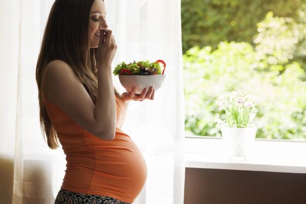 ¿Es normal tener muchos gases en el embarazo? - Cómo aliviar los gases en el embarazo