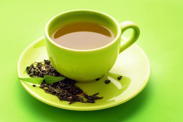 Dieta para desintoxicar el cuerpo en tres días - Té verde y café negro para desintoxicar el cuerpo
