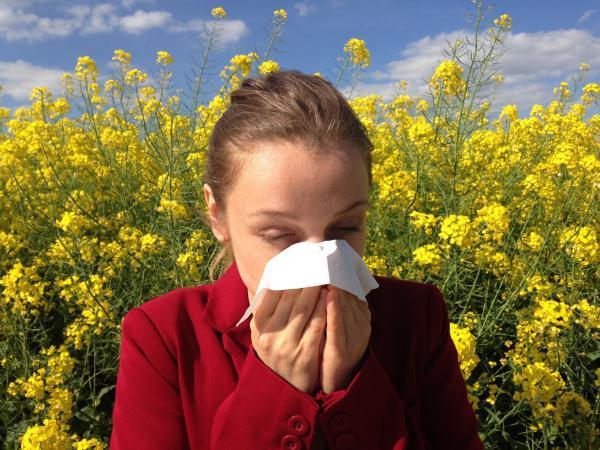 Tos alérgica: síntomas y cómo quitarla - Causas de la tos alérgica