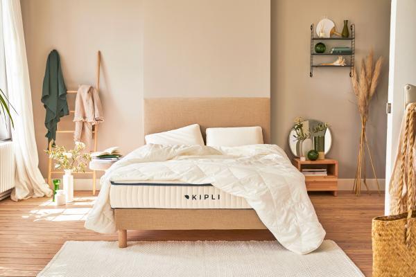 Las ventajas de un colchón de látex natural - Tacto suave
