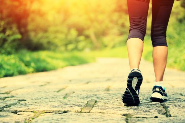 Cómo dormir toda la noche - Haz ejercicio