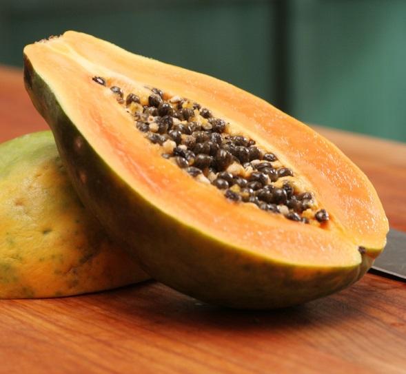 Propiedades de las semillas de papaya