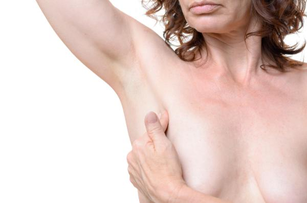 Axilas inflamadas: causas y tratamiento