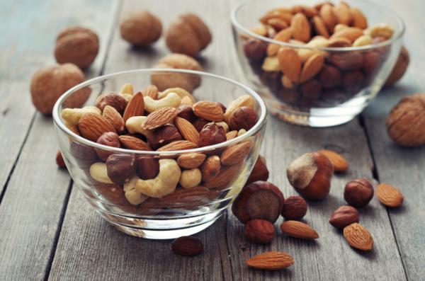 Alimentos para mejorar la fertilidad masculina - Alimentos con vitamina E