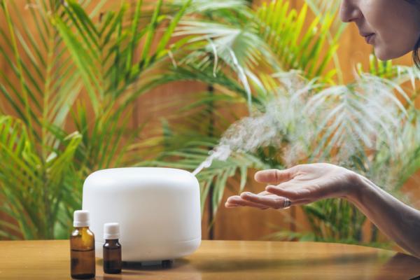 Qué hacer para no sudar tanto - Procura rodearte de buenos aromas